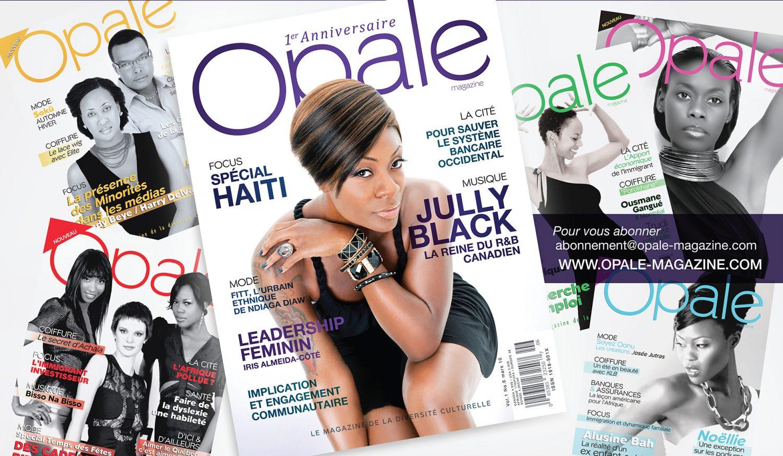 Opale Magazine